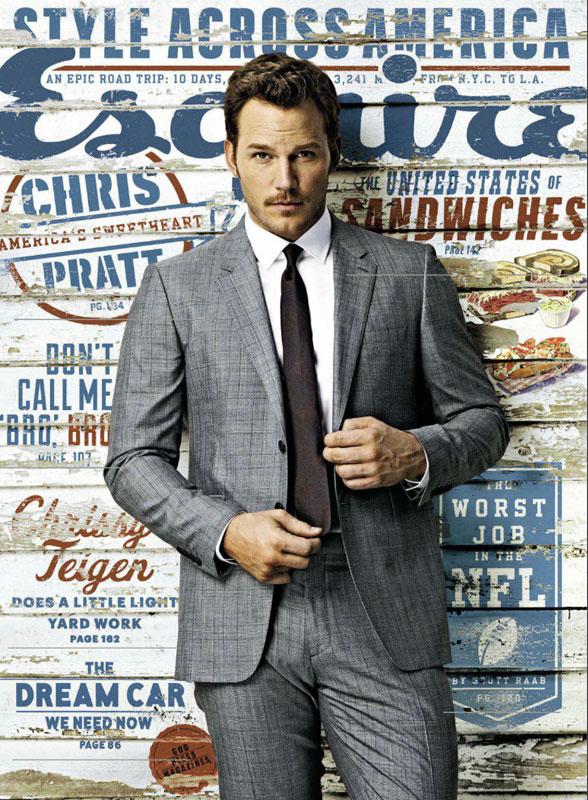 Esquire – September, 2014