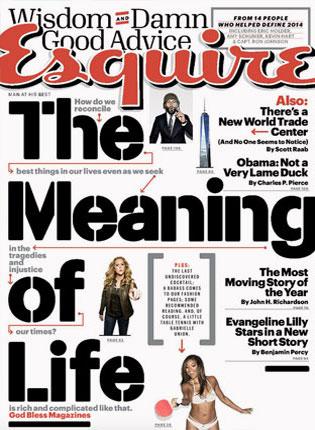 Esquire – February, 2015