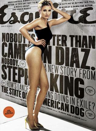 Esquire – August, 2014