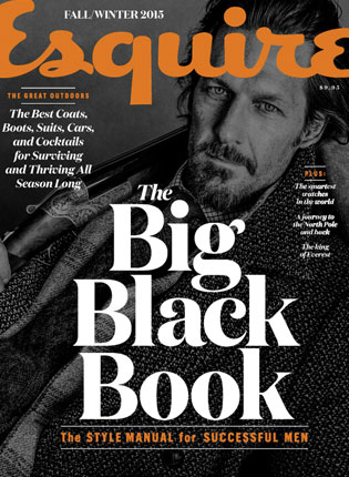 Esquire BBB – Fall Issue