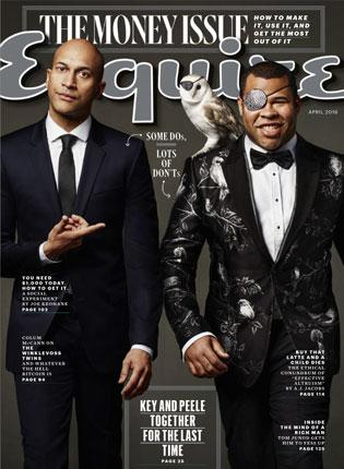 Esquire USA – April, 2016