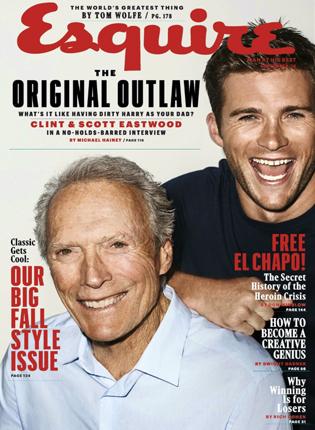 Esquire – September, 2016