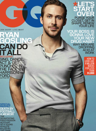 GQ, USA – January, 2017