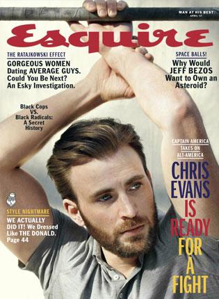 Esquire – April, 2017