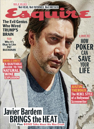 Esquire – May, 2017