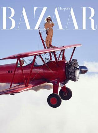 Harpers Bazaar  – May, 2017