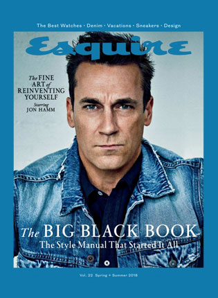 Esquire BBB – Spring, 2018