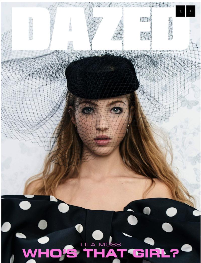 Dazed – December 2018