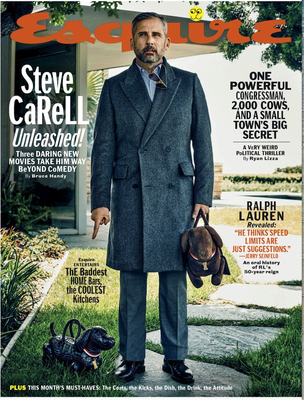esquire November 2018