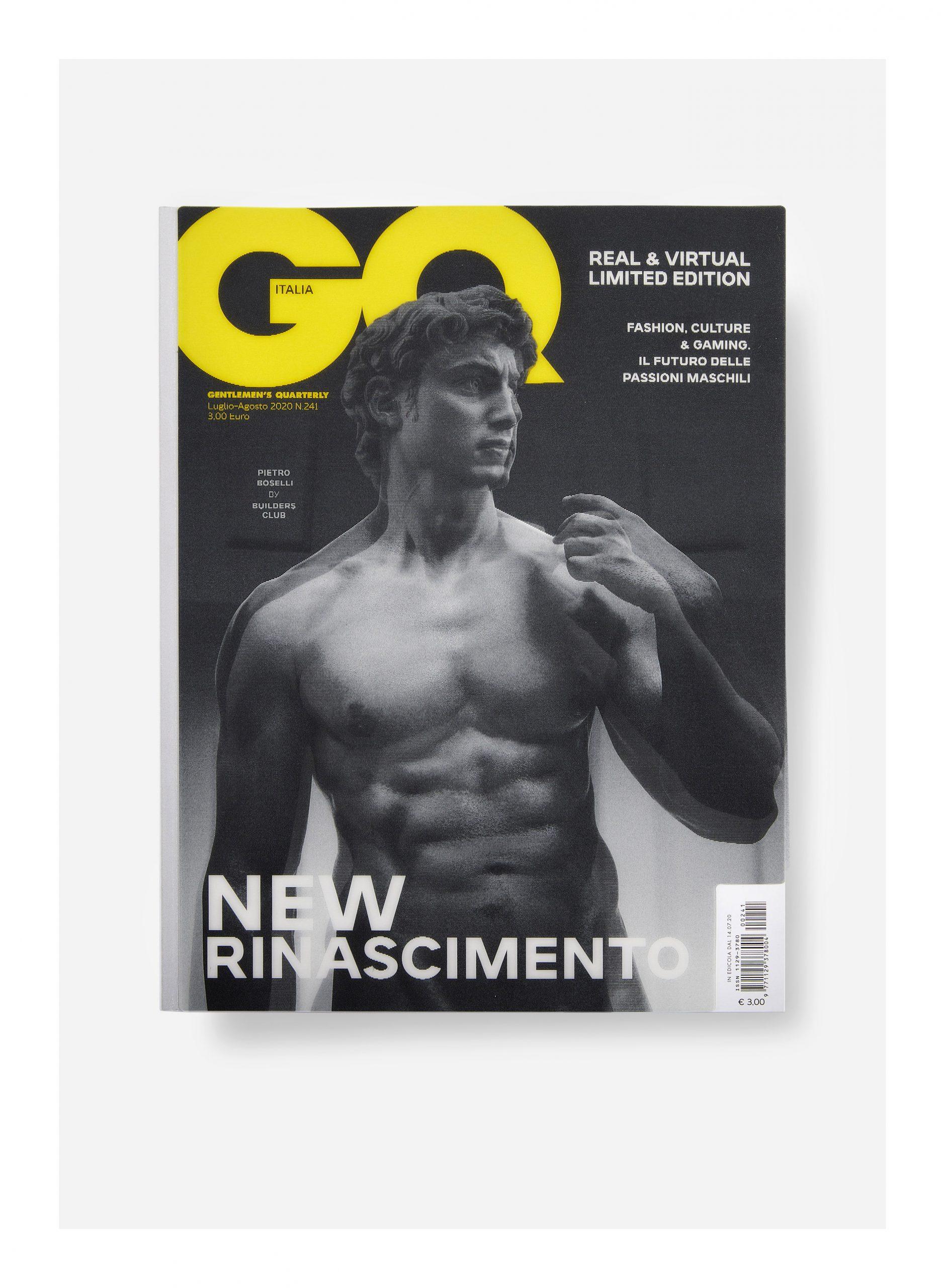 GQ August 2020